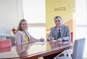 Acuerdo de colaboración entre Palibex y Aprocor
