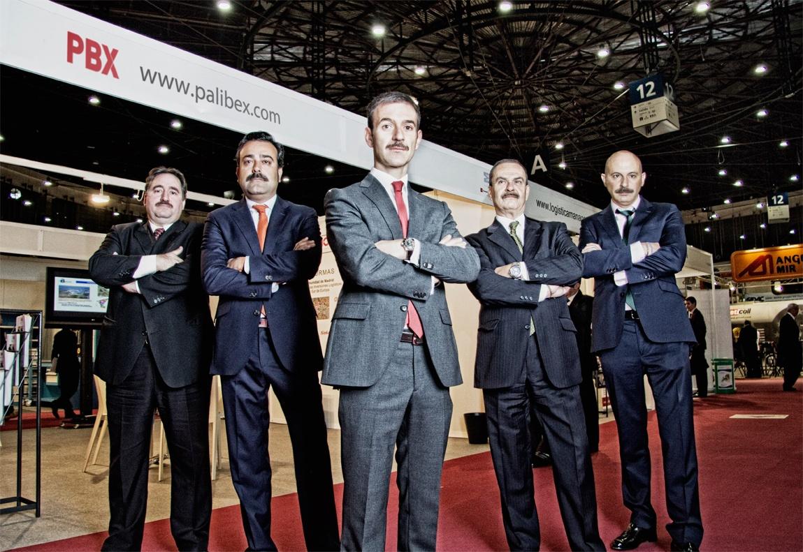 Bigotes Movember en Palibex