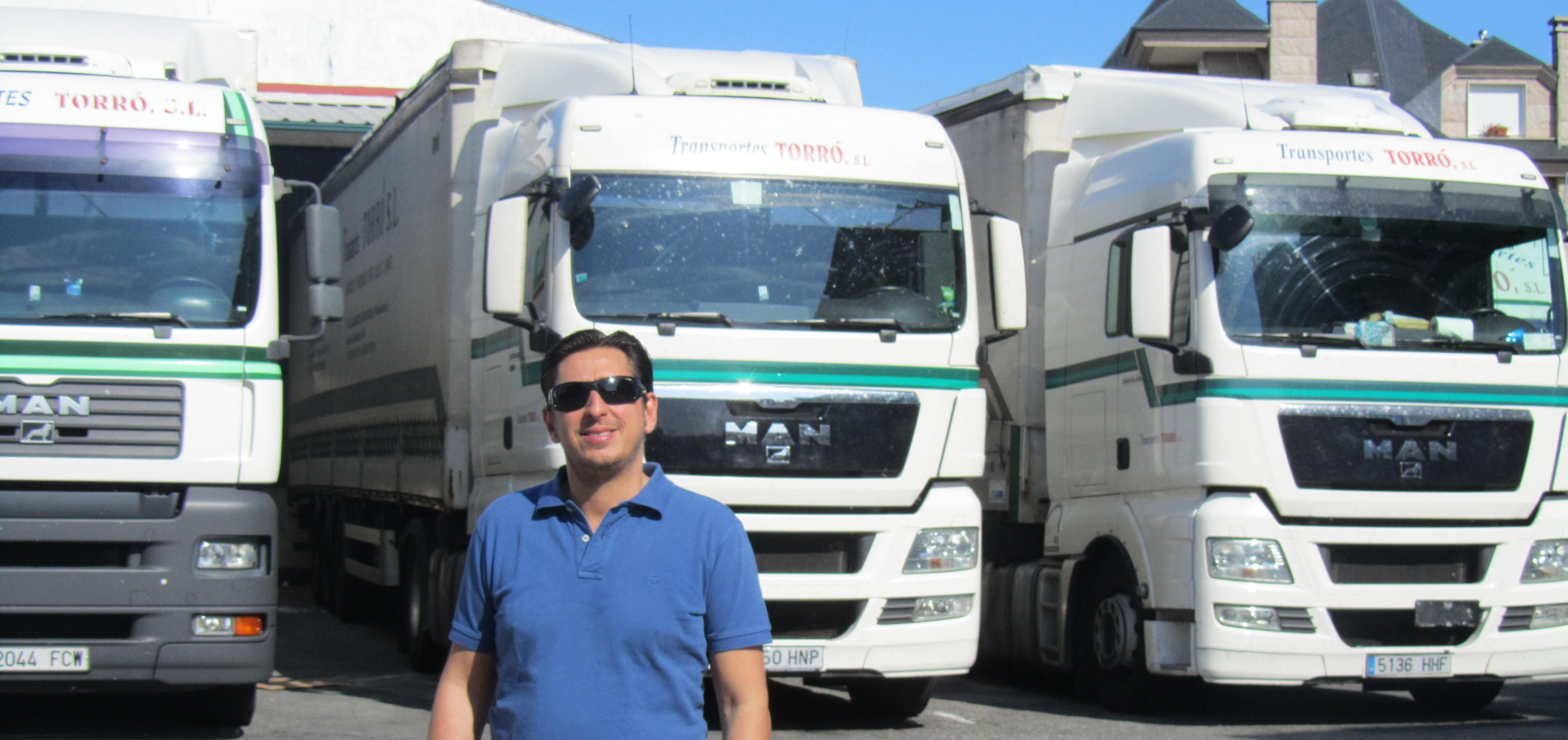 Juan Fos de Transportes Torró