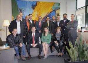 Palibex reúne a los gerentes de su Red de paletería exprés